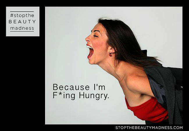 Stop Beauty Madness 7 Šokantno: Ova kampanja će promeniti način na koji vidite svoj odraz u ogledalu