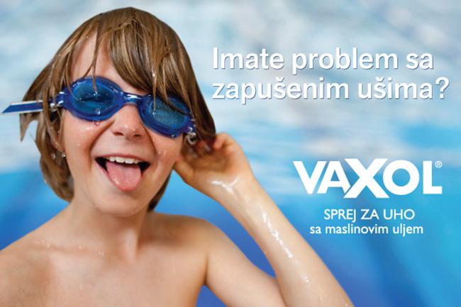 Vaxol 650 Savet za letovanje: Kako da plivačko uho ne pokvari odmor