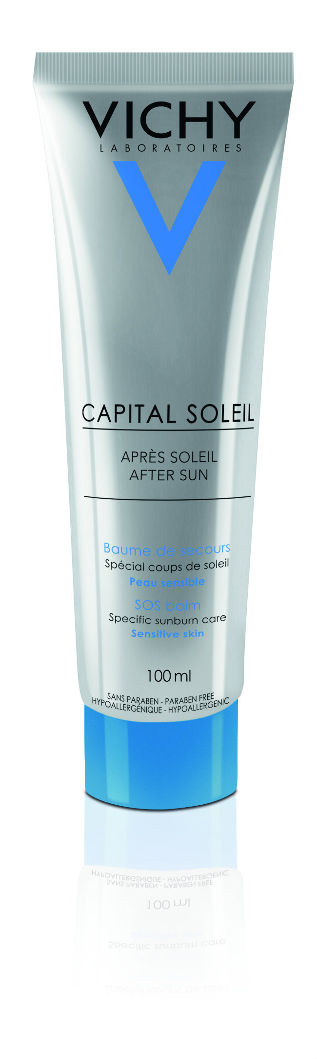 Vichy S O S balzam1 Capital Soleil: Umirite kožu posle sunčanja
