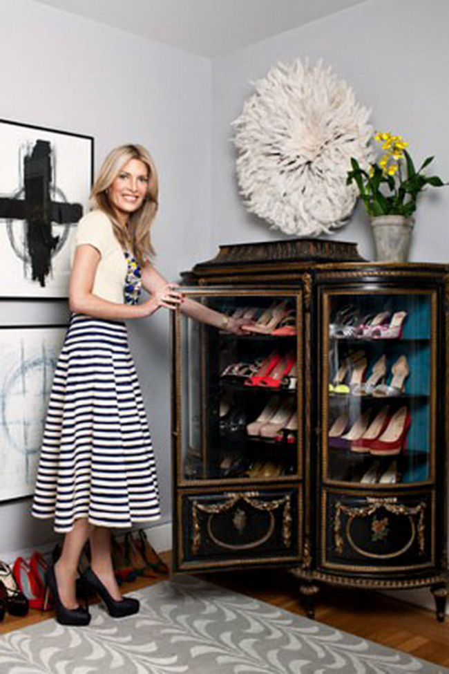 Vitrina Tips of the Week: Gde god nađeš zgodno mesto tu cipele stavi