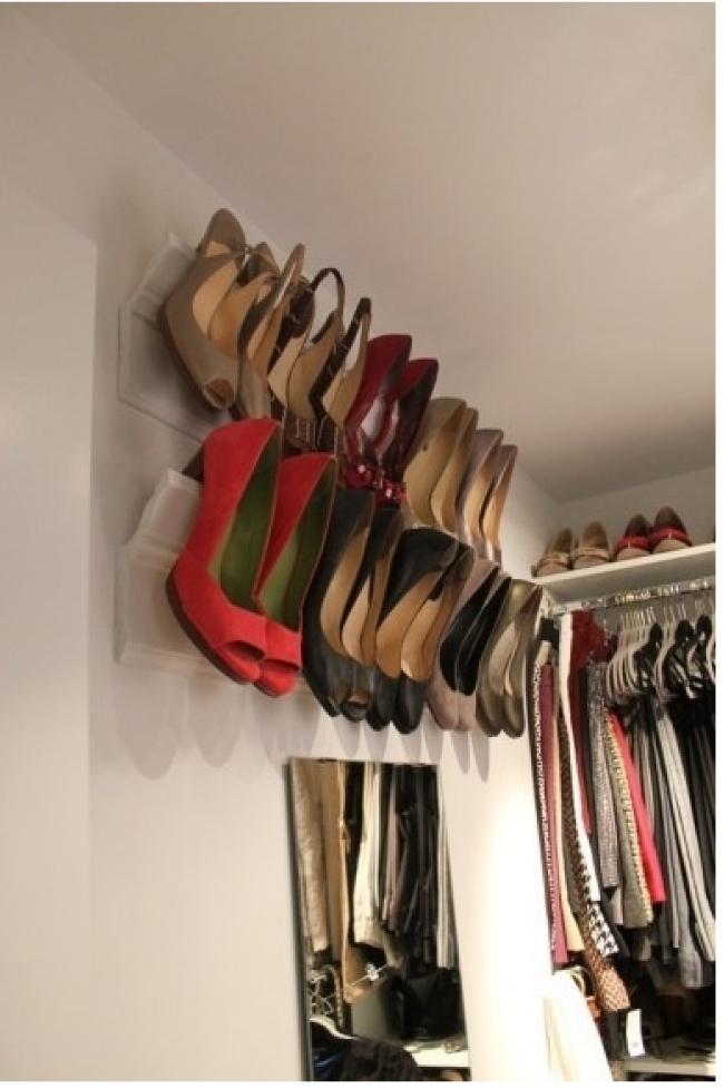 Zid Tips of the Week: Gde god nađeš zgodno mesto tu cipele stavi