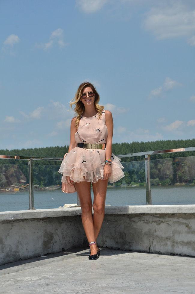 Zorannah Sta nose domaće blogerke Domaće modne blogerke nose: Letnje haljinice