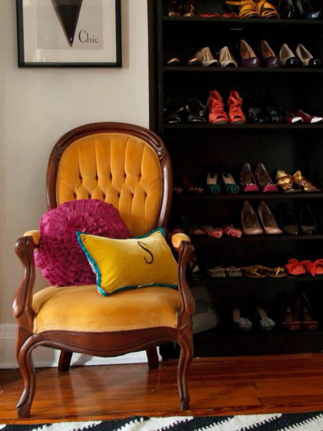 Zuto1 Tips of the Week: Gde god nađeš zgodno mesto tu cipele stavi