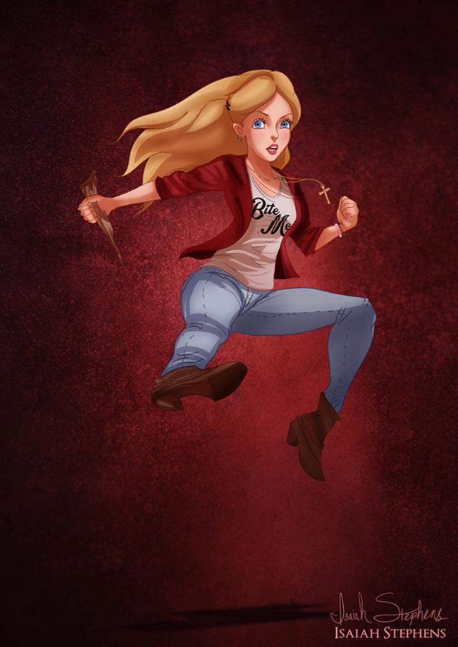 alisa Emancipacija žena zakoračila i u svet bajki: Diznijeve princeze kao Super Heroine