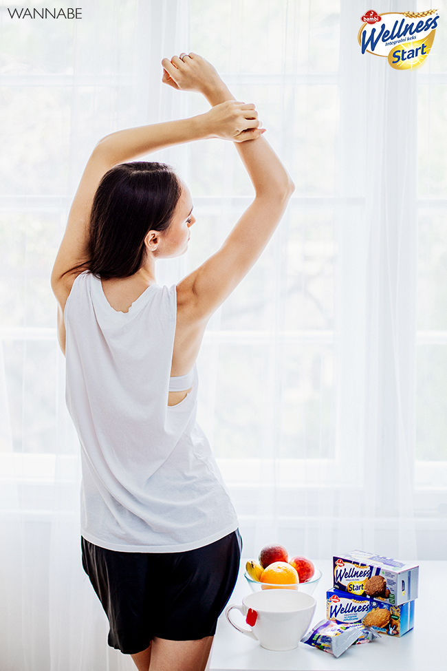 b1 Wellness Start: Za idealan početak dana