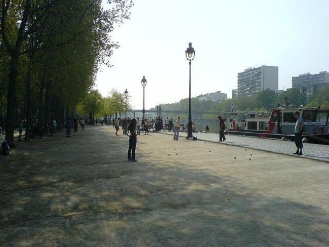 bazin Put oko sveta: Pariz koji morate videti