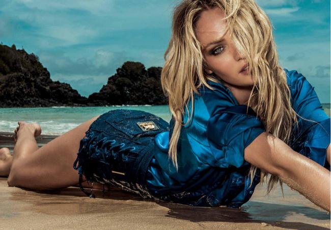 candice swanepoel osmoze jean 2015 spring campaign photos9 Modne vesti: Lupita Niongo, seksi Kendis i Dolce&Gabbana