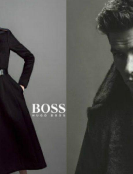 Hugo Boss: Modna kampanja 2014/2015. za savremenu ženu i muškarca