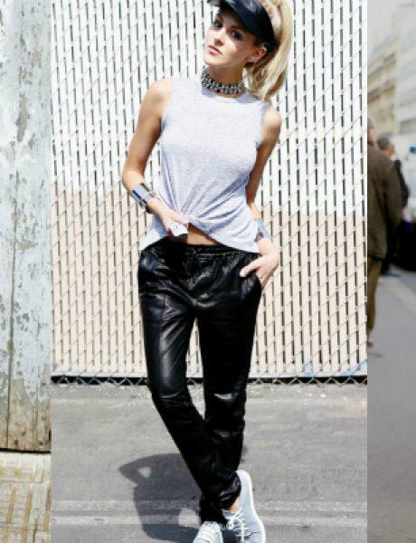 Street Style: Kako da kombinujete patike sa modernim stajlingom