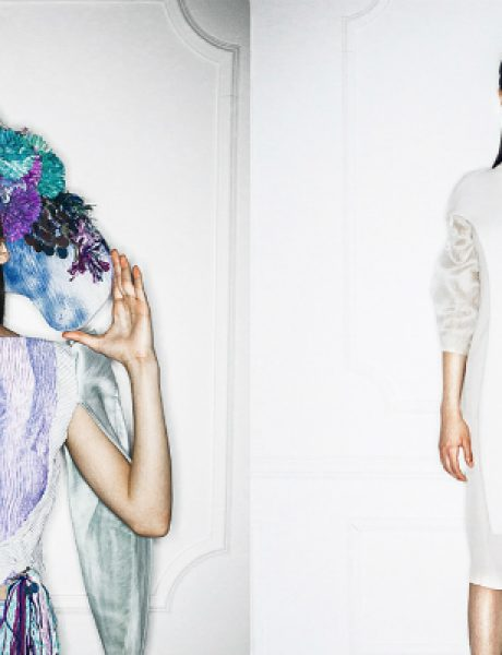Modni editorijal: Mod'Art