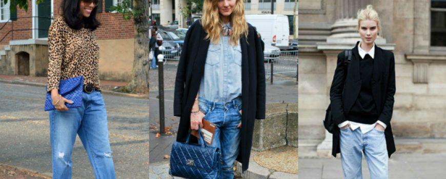 Modni trendovi: Kako da nosite boyfriend jeans
