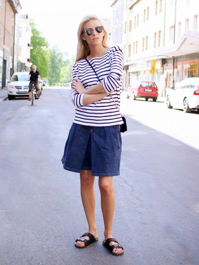 dfd Modni trendovi: Kako da kombinujete prugice