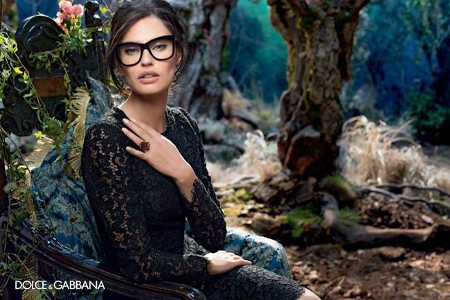 dolce gabbana 2014 fall eyewear campaign3 Modne vesti: Lupita Niongo, seksi Kendis i Dolce&Gabbana