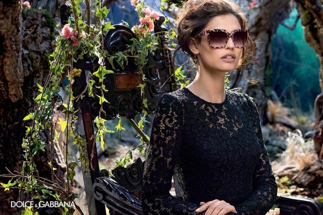 dolce gabbana 2014 fall eyewear campaign4 Modne vesti: Lupita Niongo, seksi Kendis i Dolce&Gabbana