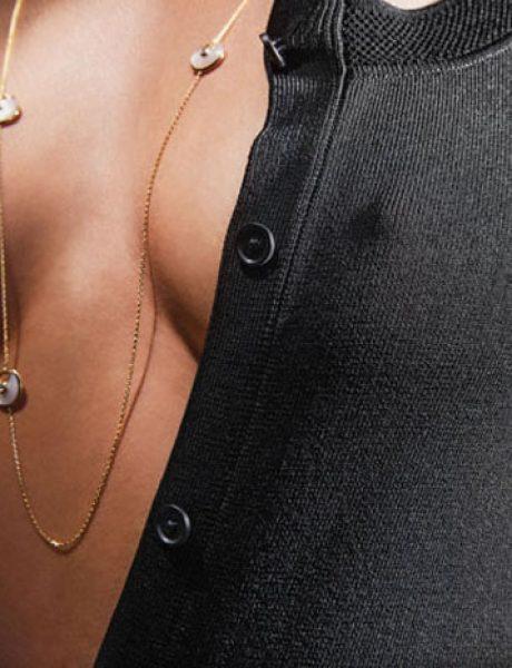 Letnji stil: Dugi lančići i otkopčani dugmići