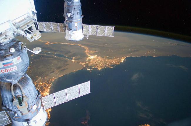 egipat reka nil Top 10: Moćne fotografije iz svemira koje će vam promeniti pogled na planetu