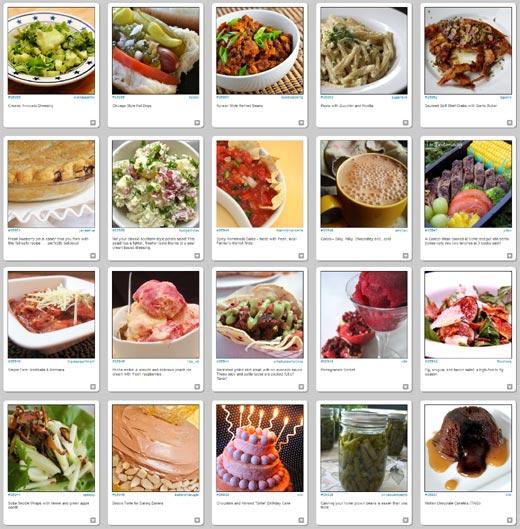 foodgawker Virtuelni svet: Aplikacije za gurmane