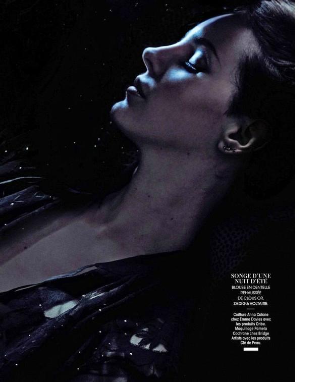 gthhgf Letnji modni editorijali: Lana del Rej za magazin Madame Figaro
