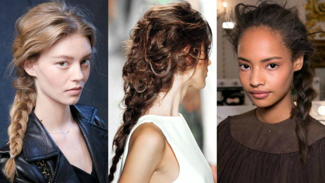 hbz ss2014 bty trends rumpled braids lg Ne zaboravite: Šest letnjih beauty trendova