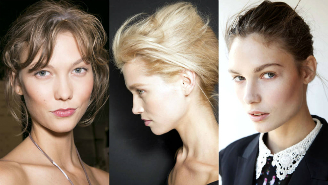 hbz ss2014 bty trends windswept updo lg Ne zaboravite: Šest letnjih beauty trendova