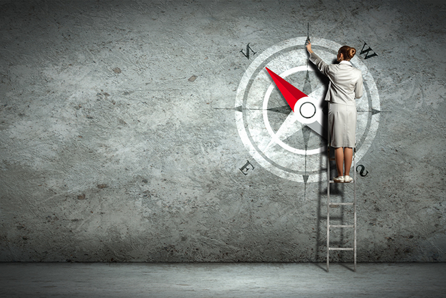 kako podesiti kompas Krugovi poverenja: Kako podesiti kompas?
