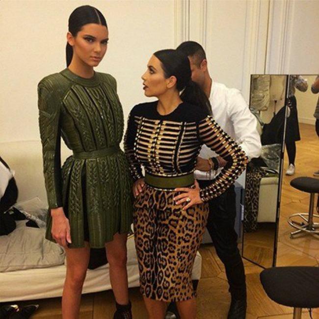 kendall jenner Tinejdž zvezde: Mlade dame, a već modne ikone!
