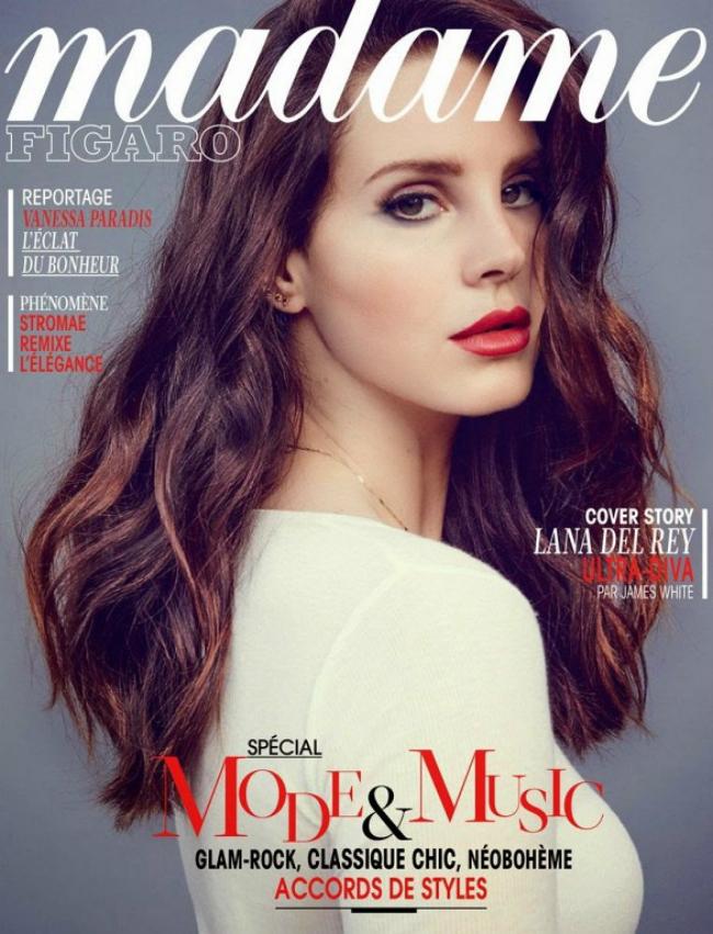 main8 Letnji modni editorijali: Lana del Rej za magazin Madame Figaro
