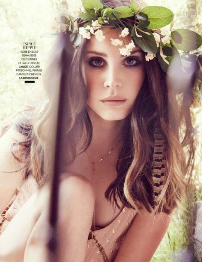 mainddd Letnji modni editorijali: Lana del Rej za magazin Madame Figaro