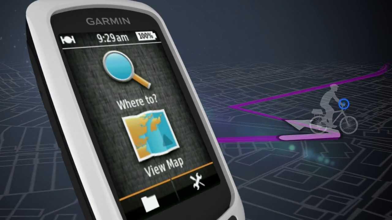 maxresdefault Novi GPS uređaji osmišljeni za vožnju biciklom: Garmin Edge Touring i Edge Touring Plus