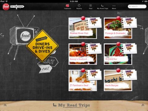 Virtuelni svet: Aplikacije za gurmane