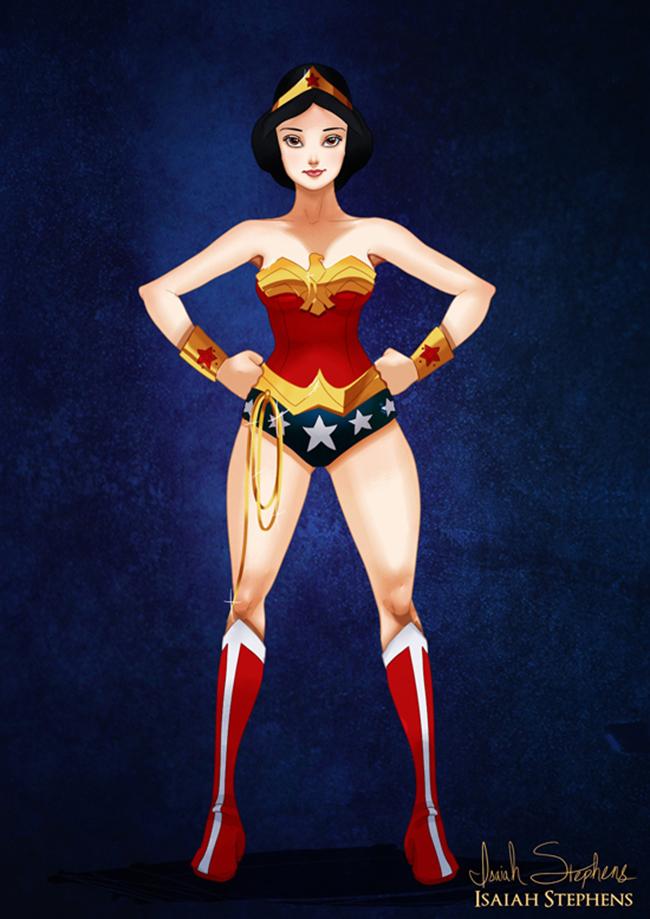 snezana Emancipacija žena zakoračila i u svet bajki: Diznijeve princeze kao Super Heroine