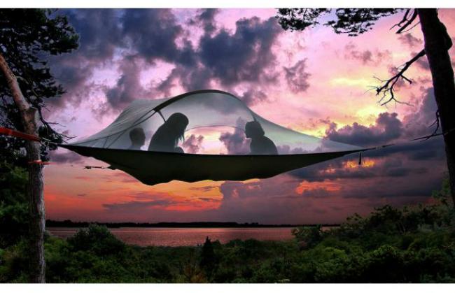 tent1 Kreativan svet: Sanjajte blizu zvezda