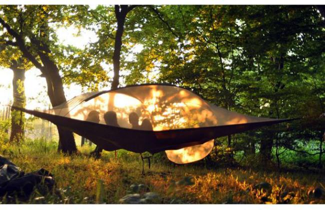 tent3 Kreativan svet: Sanjajte blizu zvezda