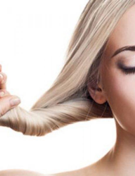 Negovana kosa: Napravite sami masku za kosu