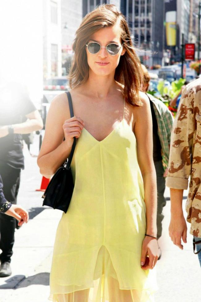zuta modni trend8 Leto i moda: Žuta je u trendu