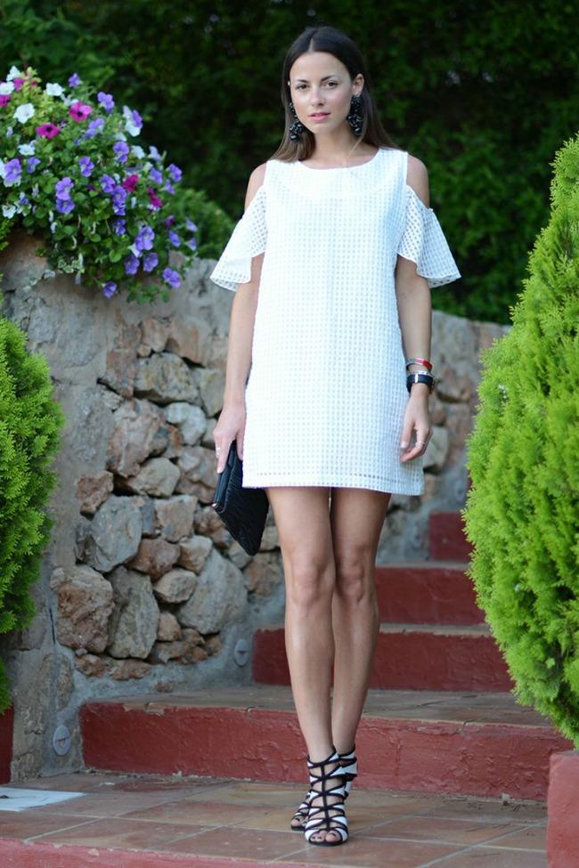 10 odevnih kombinacija zina carkoplija haljina minnsey 10 odevnih kombinacija: Zina Čarkoplija