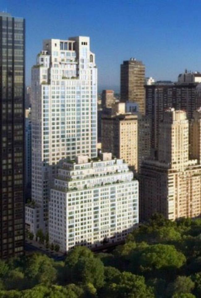 1 15 Central Park West Čist luksuz: Najskuplje zgrade u Velikoj jabuci