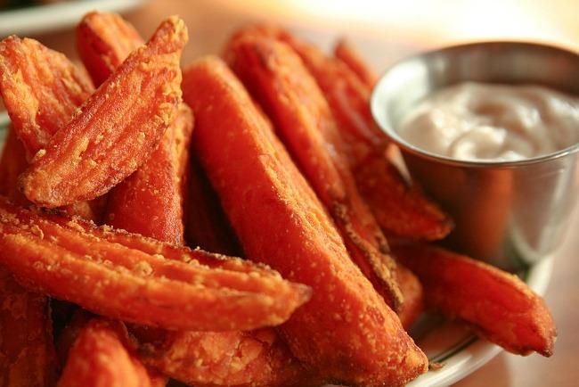 1 Slatki krompir Wannabe Fit: Koristite namirnice na pravi način