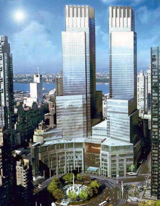 2 Time Warner centar Čist luksuz: Najskuplje zgrade u Velikoj jabuci