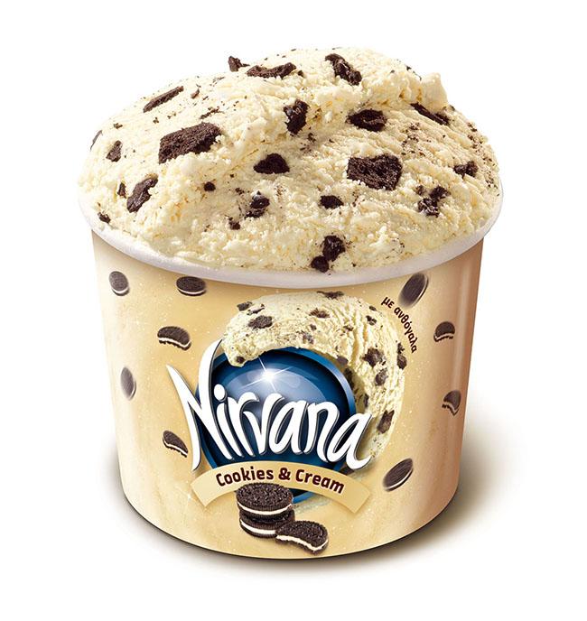 3D Nirvana Impuls cookie+Cream Sladoled: Uživanje bez griže savesti!