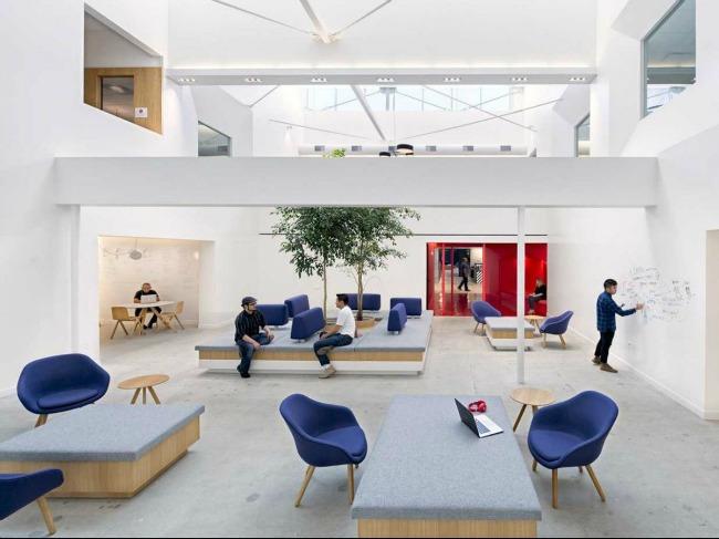 4 Bits Elektroniks Oko sveta: Najzanimljivije kancelarije velikih kompanija