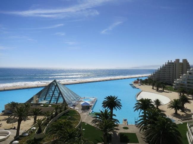4 San Alfonso del Mar Chile Put oko sveta: Najlepši bazeni koje morate posetiti