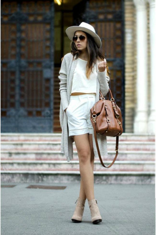 7 Laura Modne blogerke nose: Šortseve različitih dužina