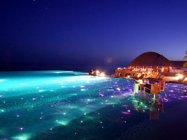 7 Maldives Put oko sveta: Najlepši bazeni koje morate posetiti