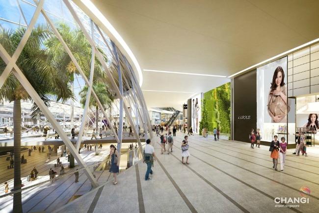 Aerodrom 4 Oko sveta: Neverovatan aerodrom u Singapuru