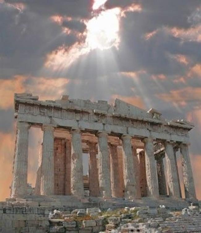 Akropolj Atina Grčka Put pod noge: Fotografije zbog kojih ćete želeti da posetite Grčku