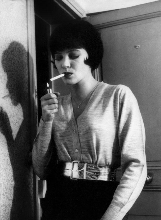 Ana Karina u filmu Vivre Sa Vie Moda i film: Godarove dive
