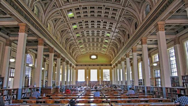 Bar Smit biblioteka na Univerzitetu Adelaida Juzna Australija 10 najlepših biblioteka širom Australije