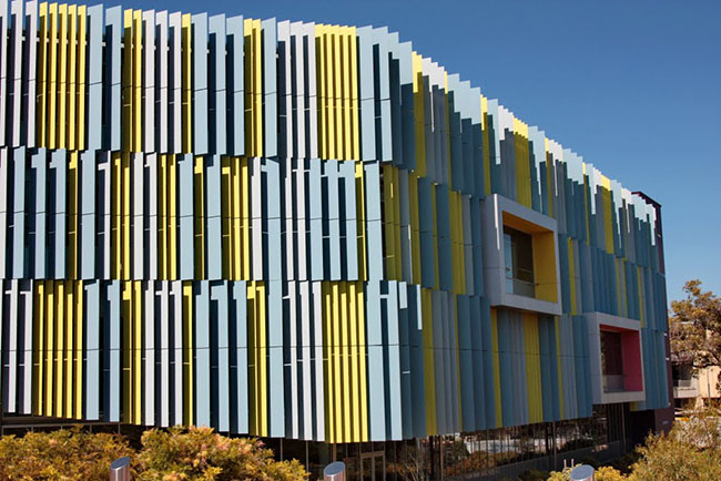 Biblioteka Edit Kovan univerziteta Zapadna Australija 10 najlepših biblioteka širom Australije