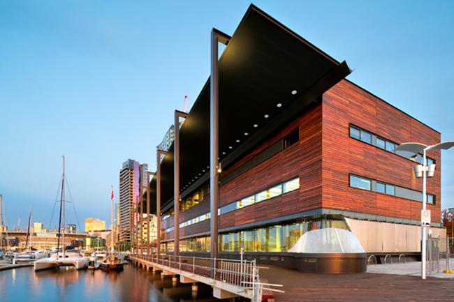 Biblioteka na dokovima Melburn Viktorija 10 najlepših biblioteka širom Australije